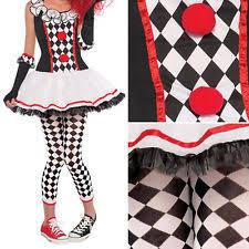 Jester Halloween Costumes Women Clowns U0026 Circus Unbranded Costumes Women Ebay