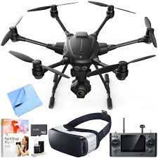 yuneec typhoon h rtf hexacopter drone with cgo3 4k camera vr