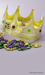mardi gras crown gold mardi gras king crown castles and thrones costumes