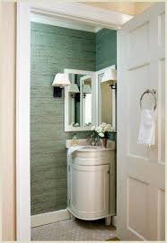 Small Corner Storage Cabinet Bathroom White Wooden Corner Mirror Bathroom Storage Cabinet