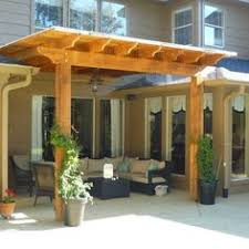 icon of deck cover ideas garden and patio pinterest deck