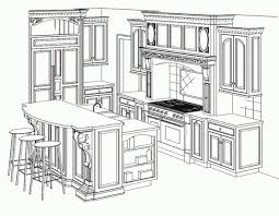 How To Design A Commercial Kitchen by How To Design A Kitchen Floor Plan How To Design A Kitchen Floor