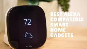 Affordable Smart Home Products 7 Best Alexa Compatible Smart Home Gadgets Youtube