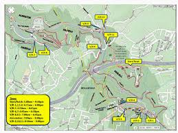 Park City Utah Trail Map by Freedom Area Cycling Patapsco Valley State Park Trail Maps