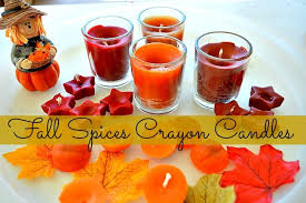 fall scents fall activities homemade fall spices scented candles fun littles