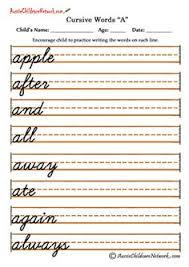 ideas collection cursive writing worksheets four lines about