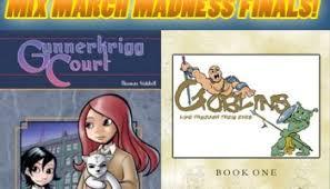 Meaningful Memes Stick Figure Madness - mix march madness 2012 webcomics tournament finals gunnerkrigg