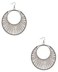 threaded earrings 480 best thread earrings images on jewelry jewelry