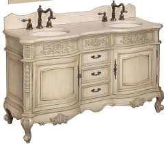59 Bathroom Vanity by French Country Bathroom Vanity 59 22 Double Sink Bathroom French