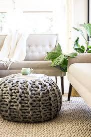 best 25 floor pouf ideas on pinterest diy pouf crochet pouf