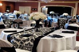 black and white wedding 9 black and white wedding ideas wedding decorations black and
