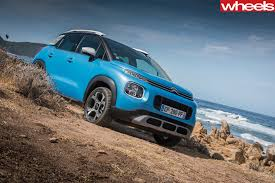 2018 citroen c3 aircross review wheels