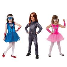 marvel superhero dress up set