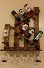 handmade wine racks u0026 bottle holders ebay