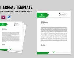 business letterhead etsy
