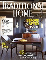 Interior Design Magazine Subscriptions by Traditional Home Magazine Subscriptions Renewals Gifts