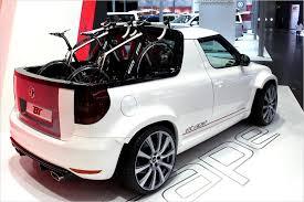 auto mit ladefläche bt etape concept skoda yeti als trendiger up bild 3