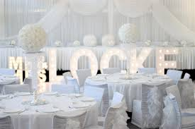 wedding decorations styling and hire the wedding place perth
