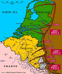 France On A Map by National Socialism