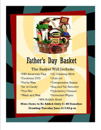 Father S Day Baskets Father U0027s Day Basket Raffle Offered By Restore The Ada Icon
