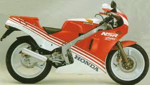 quick reference nsr250 japan domestic models