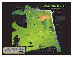 griffith park map portfolio ahema adarkwa