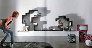 modern bookcase design photo home interior design ideas