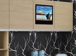 Tv In Kitchen Ideas by Tv Kitchen Cabinet Home Decoration Ideas