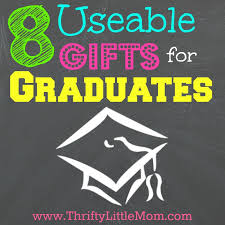 gifts for graduates 8 usable gifts for graduates thrifty