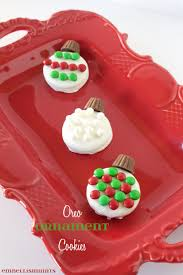 oreo ornament cookies embellishmints