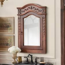 wood bathroom medicine cabinets bathroom medicine cabinets with mirror recessed and surface mount