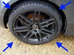 audi titanium wheels one genuine original audi tt 19 7 spoke alloy wheel