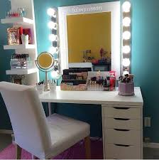 Make Up Vanity Tables 19 Best Makeup Vanity Ideas And Designs For 2017
