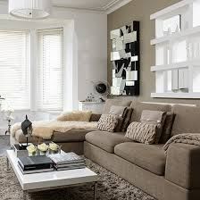neutral grey living room u2013 modern house