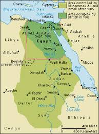 Present Day Ottoman Empire In And Out Of Africa Sudan And The Influence Of The