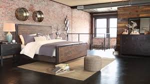 Northshore Canopy Bed by Ashley Homestore Wesling Panel Bed Youtube