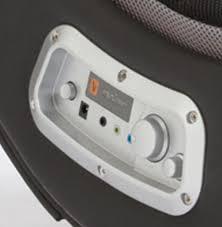 Video Game Chairs With Speakers Black V Rocker Se Wireless Audio 2 1 51303 X Rocker