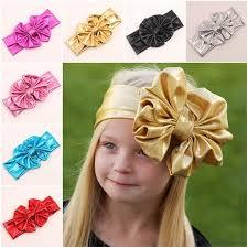 knot headband aliexpress buy 2015 new small girl headwrap metallic gold