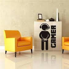 video game bedroom decor gaming wall decals plus video game bedroom decor removable art wall
