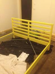 ikea tarva bed frame painted u2013 nazarm com