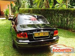 2001 hyundai sonata for sale hyundai sonata car for sale in sri lanka ad id cs00009936