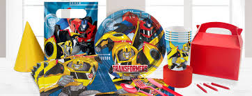 transformer rescue bots party supplies transformers party supplies woodies party