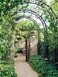 ingenious metal garden arbor astonishing ideas 1000 ideas about