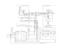 sears refrigerator wiring diagram 596 75533400 refrigerator