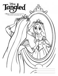 rapunzel printable coloring pages free coloring pages kids
