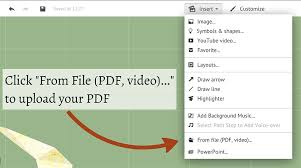 How To Convert Pdf File Into Excel Spreadsheet Inserting Pdf And Excel Files Prezi Support