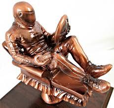 Armchair Racing Fantasy Racing Armchair Trophy Race Car Driver Award Fantasy