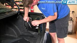 2009 honda accord brake light bulb how to install repair replace broken taillight and bulb honda accord