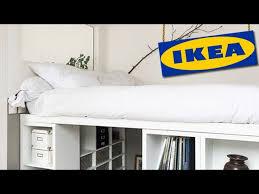 ikea kitchen cabinet storage bed ikea hack platform bed 20 diy ideas ikea bed