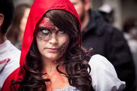 plastic surgery halloween mask 2013 paris zombie walk guillaume vigoureux photographyguillaume